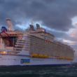 Royal Caribbean Crew Member Goes Overboard From Harmony of the Seas
